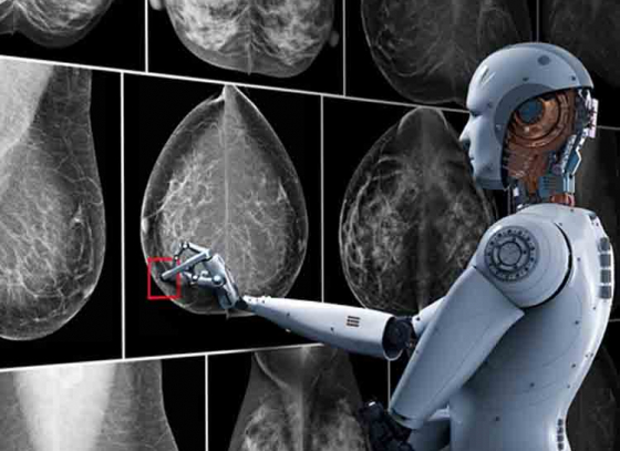 Google AI trumps human radiologists