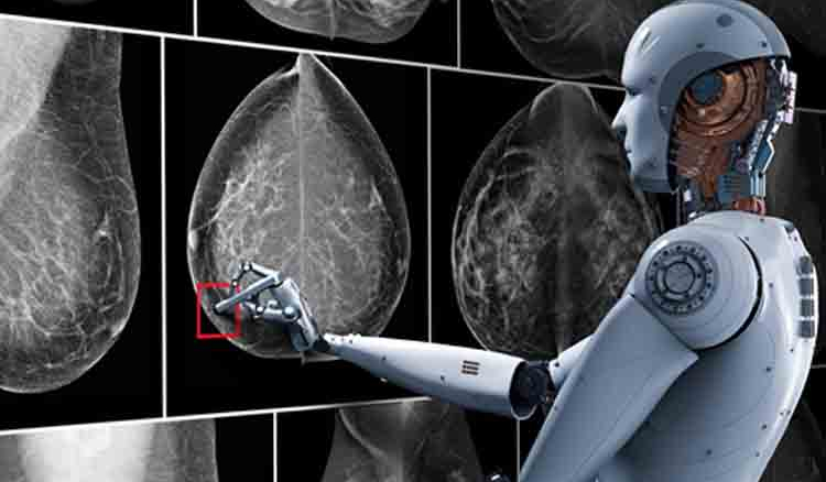 Google AI trumps human radiologists