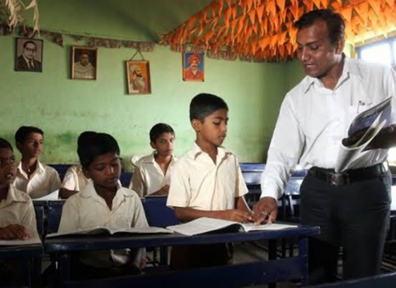 Maharashtra village chooses education over religion