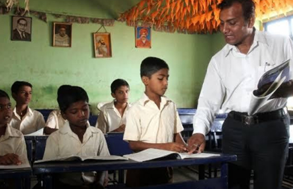 Maharashtra village chooses education over religion