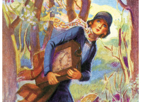 Nancy Drew is...dead? A new comic celebrates the character's 90th birthday in a macabre way