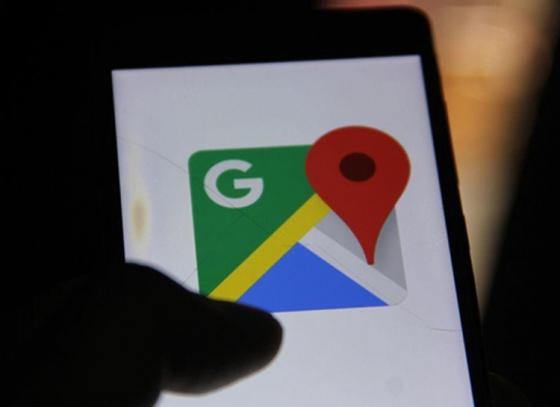 German artist hacks Google Maps