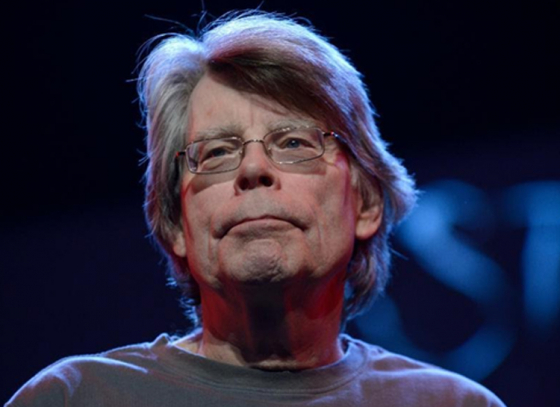 Stephen King quits Facebook!
