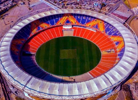 Trump to inaugurate cricket stadium at Ahmedabad