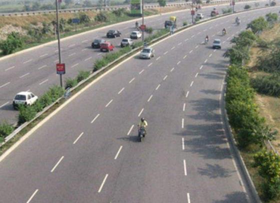 Elevated expressway between Delhi & Dehradun