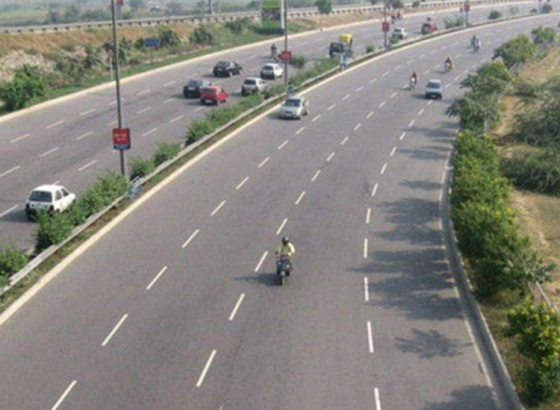 Elevated expressway between Delhi & Dehradun