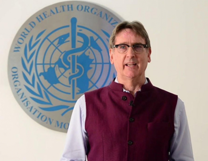 WHO praises India's actions against Coronavirus